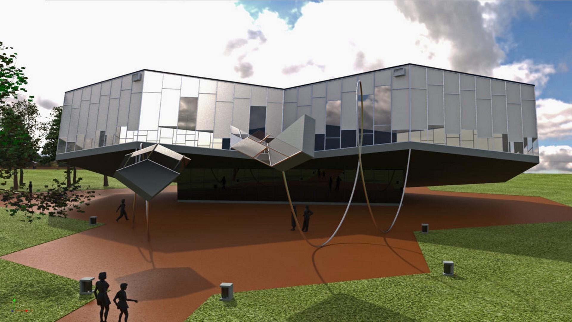 Flying Structure 2,5M³ > Benjamin Testa, 2019